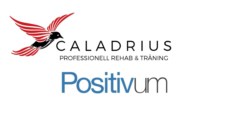 Caladrius & Positivum nu bolagspartners