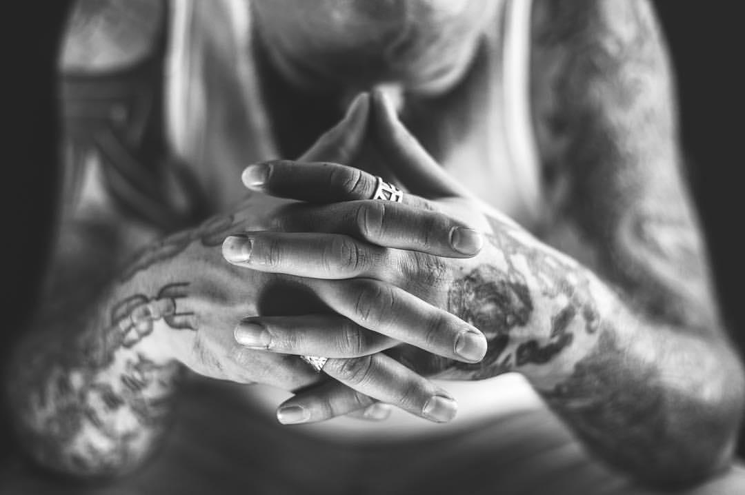 """""""…som jag ser harmoni inuti så handlar det inte om att alla dåliga känslor skall försvinna"""" - """"Foto: J.H. Jönsson"""