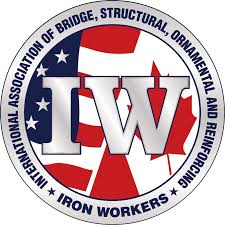 Ironworkers - The International Association of Bridge, Structural, Ornamental and Reinforcing Iron Workers Union, AFL-CIO, is a proud trade association whose beginnings go back to the 1890s. We currently represent 120,000 members in North America. Members of our union have worked on nearly every major construction project you can think of - the Golden Gate Bridge, the Sears Tower, the St. Louis Arch, and the Oil Sands Plant Expansion in Alberta, the World Trade Center, and now Freedom Tower. We represent ironworkers who work on bridges, structural steel, ornamental, architectural, and miscellaneous metals, rebar, and in shops. Across North America, we build.