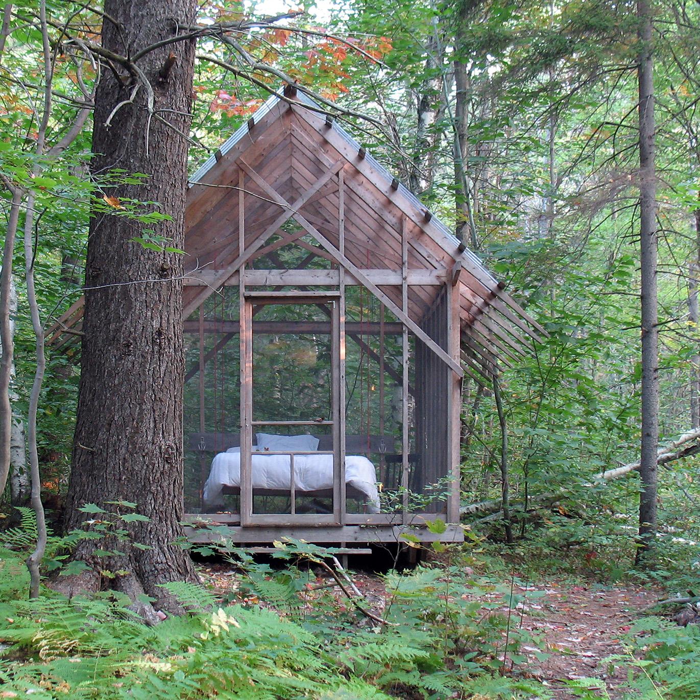 Fernhouse - Woodland Napping Folly