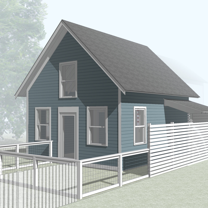 VSH2 - A small cottage or accessory dwelling