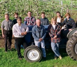 Photo of FARM Faculty/Staff in 1998