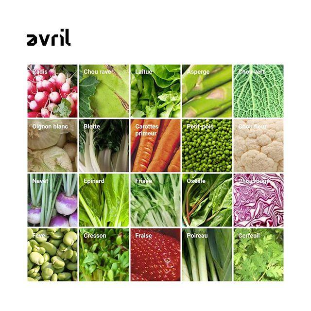 🥗 New month new veggies 🥗