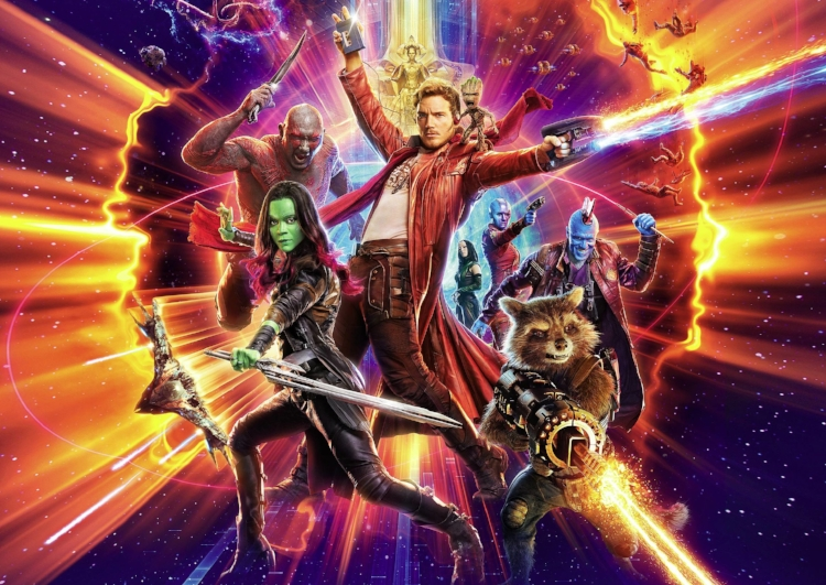 "MARVEL'S ""GUARDIANS OF THE GALAXY VOL 2"""