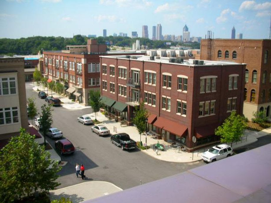 """Two miles from downtown Atlanta stands a proud """"new urbanism"""" community. Not so new, Glenwood Park came to life in 2003."""