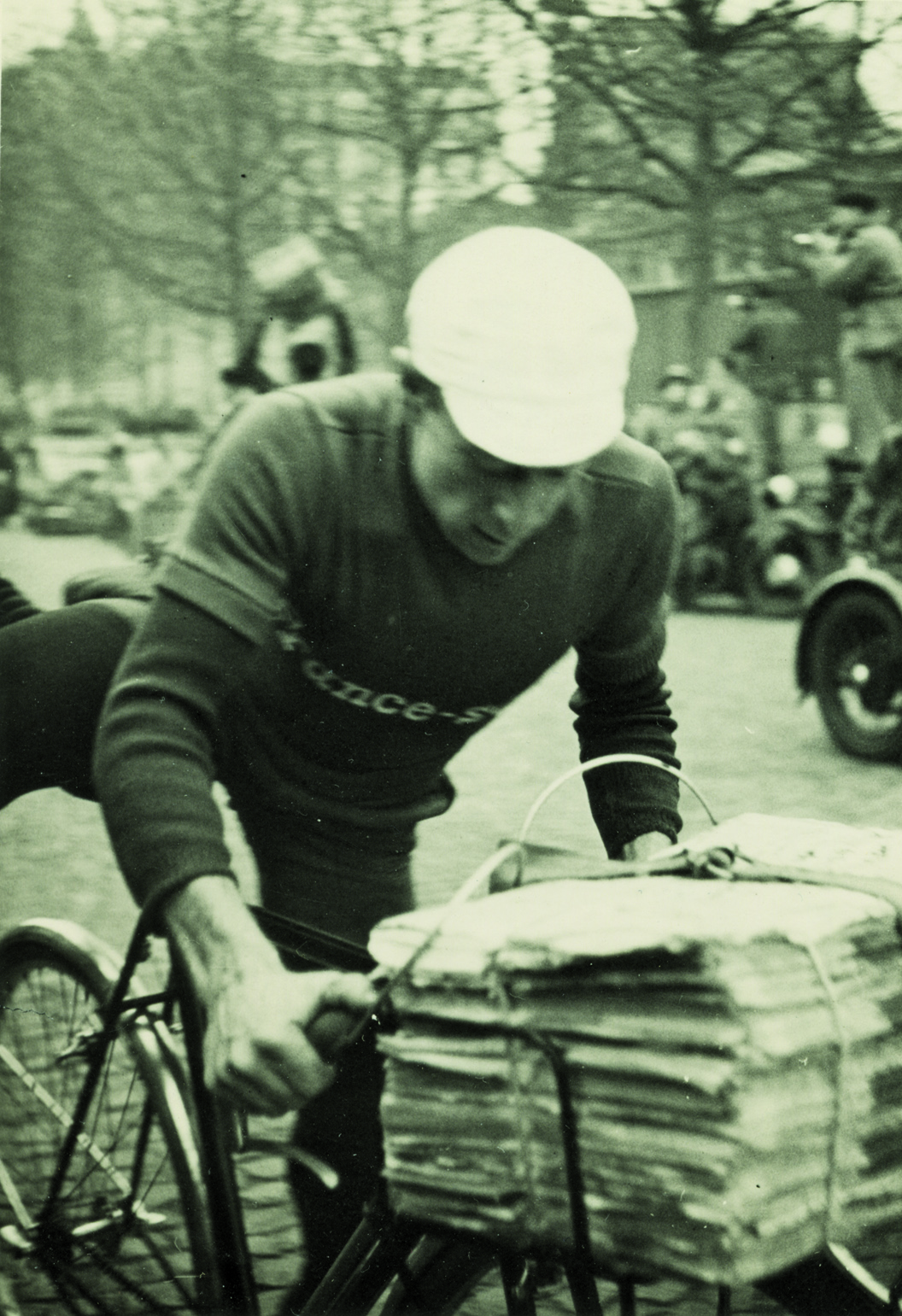 The Competition Bicycle: A Photographic History - by Jan HeineVintage Bicycle Press
