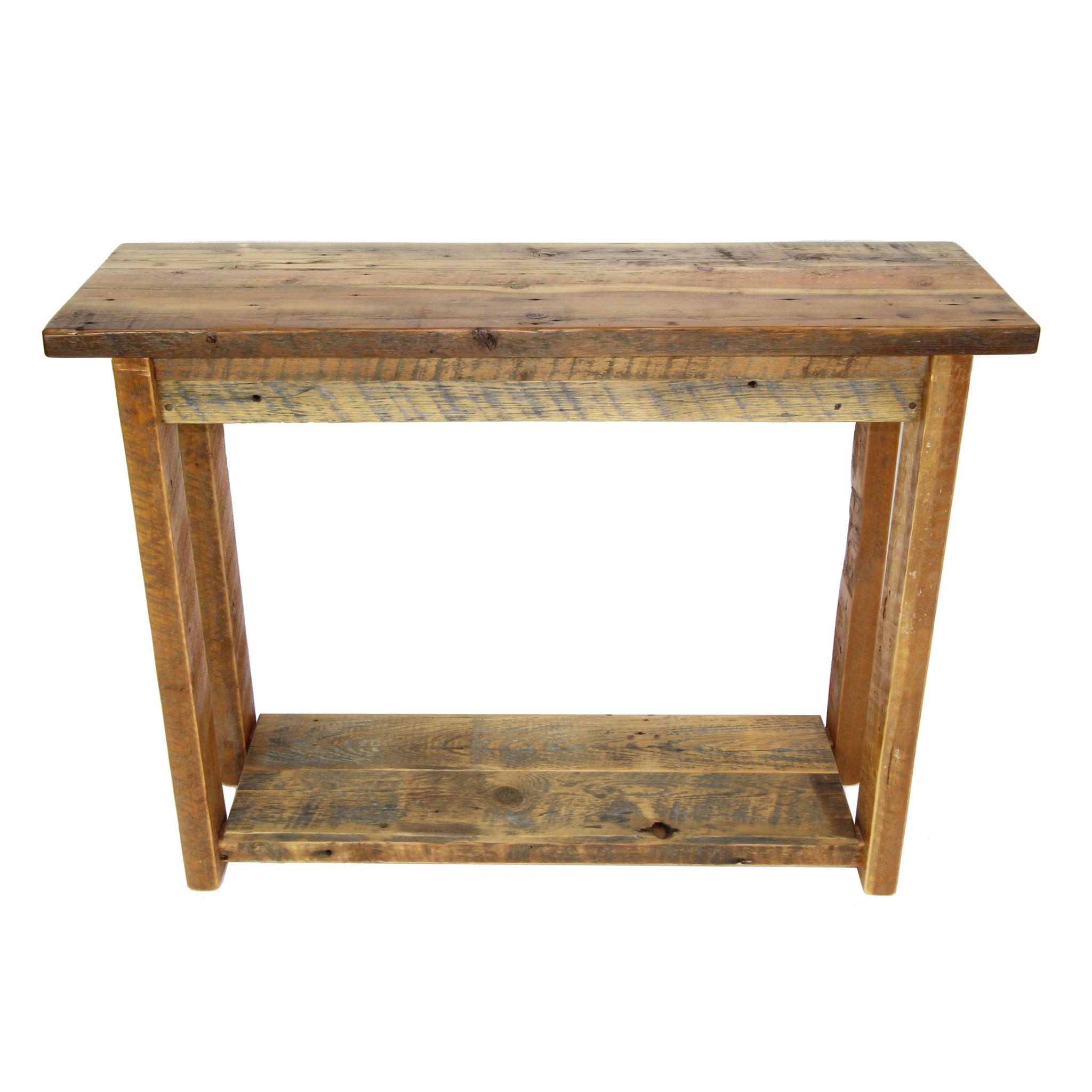 Sofa/Entry Tables -