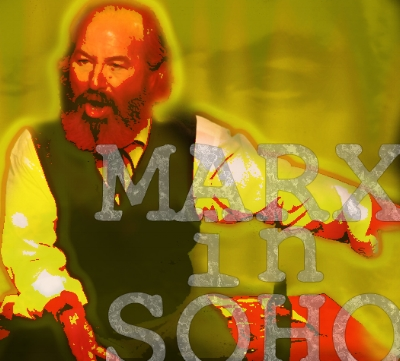 It taught us more about socialism and Marx, about people and taught me more about myself. It was truly a great production. Who knew that one man, and a small table with some items on it could hold my attention for an entire hour.    Jayna Bailey High School Student