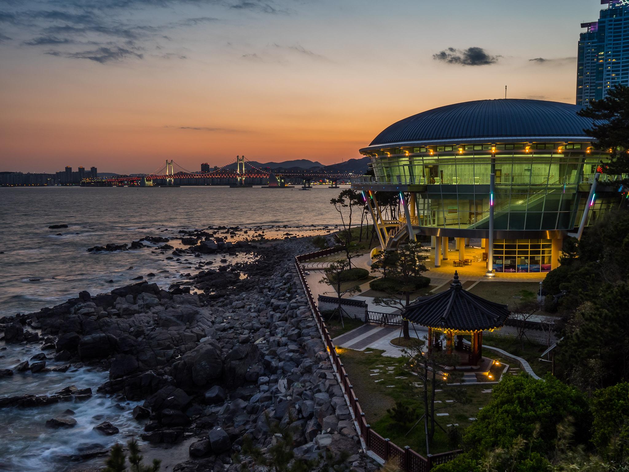 DongBaek Island View