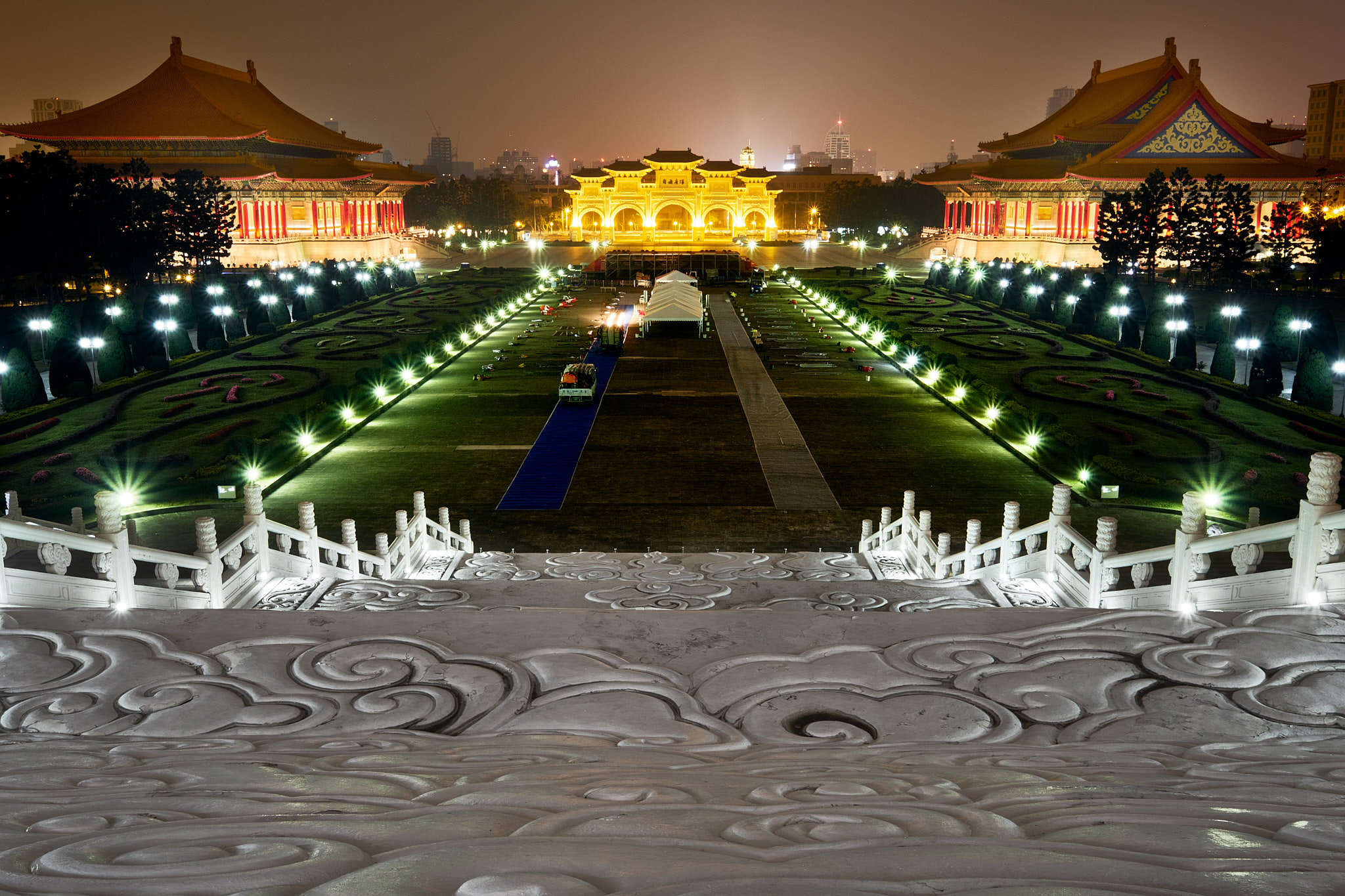 Chiang Kai-Shek Memorial Hall.Fujifilm XT2 - XF10-24mmF4