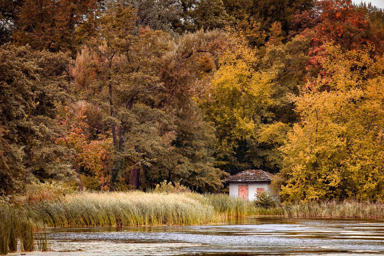 Lake Ruselka - Fujifilm X-H1 + XF 50-140 f2.8