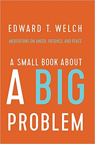 A Small Book about a Big Problem - Edward Welch |Meditations on Anger, Patience, and Peace