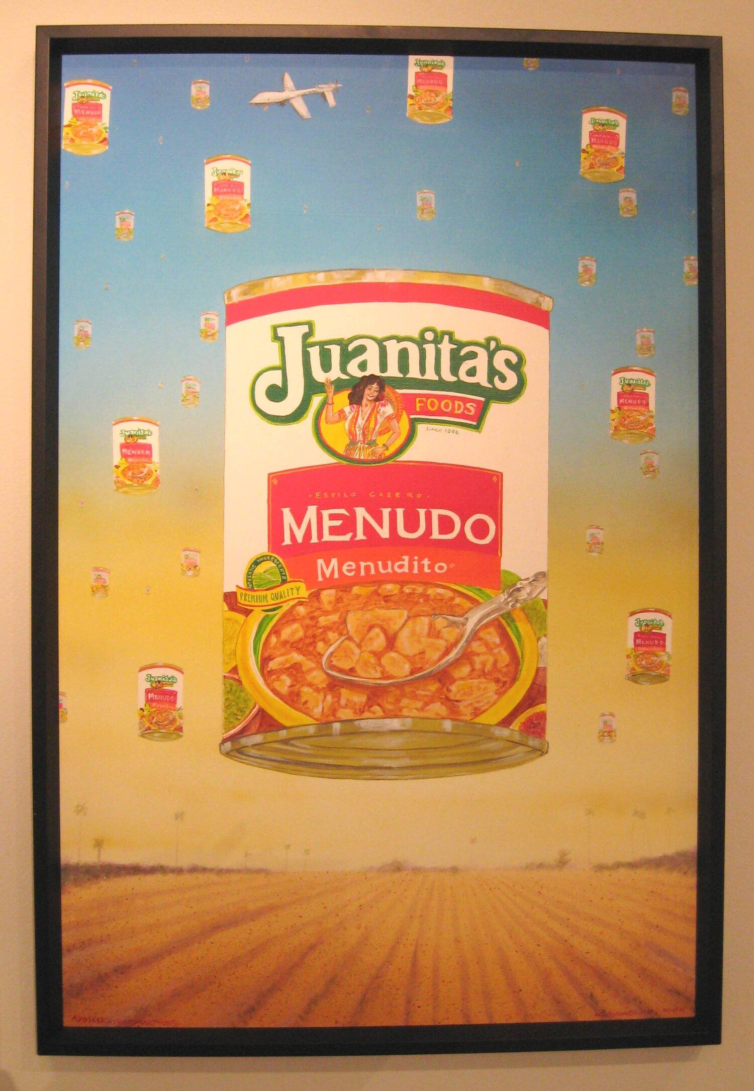 Adolfo Gustavo Martinez, Aqui Estamos-Mexicans.jpg