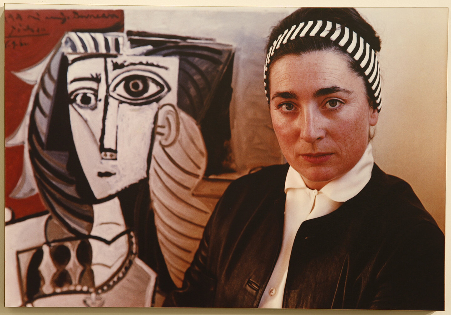 DDD.Jacqueline Picasso and Herself.1963.jpg