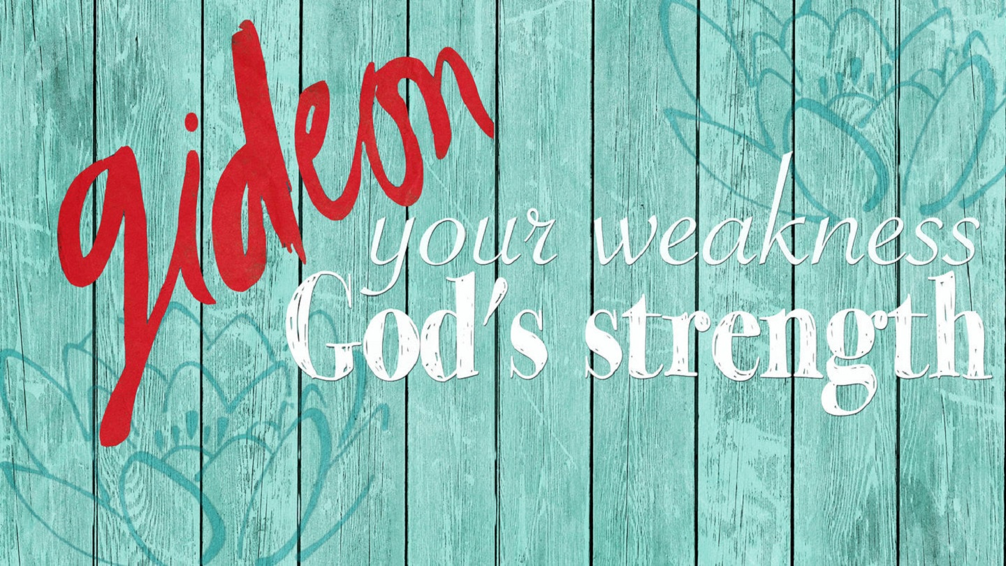 Recognize Your Weakness To Experience God's Strength In Your Life