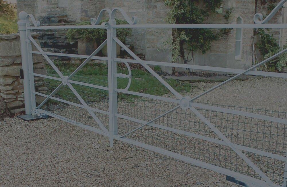 Metal Gates -