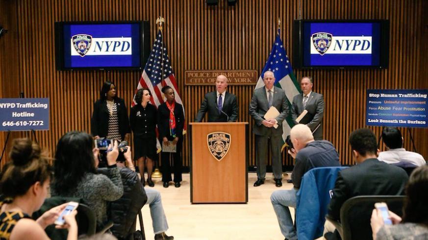 Sex trafficking: NYC expanding efforts to combat sex crime - METRO INTERNATIONAL