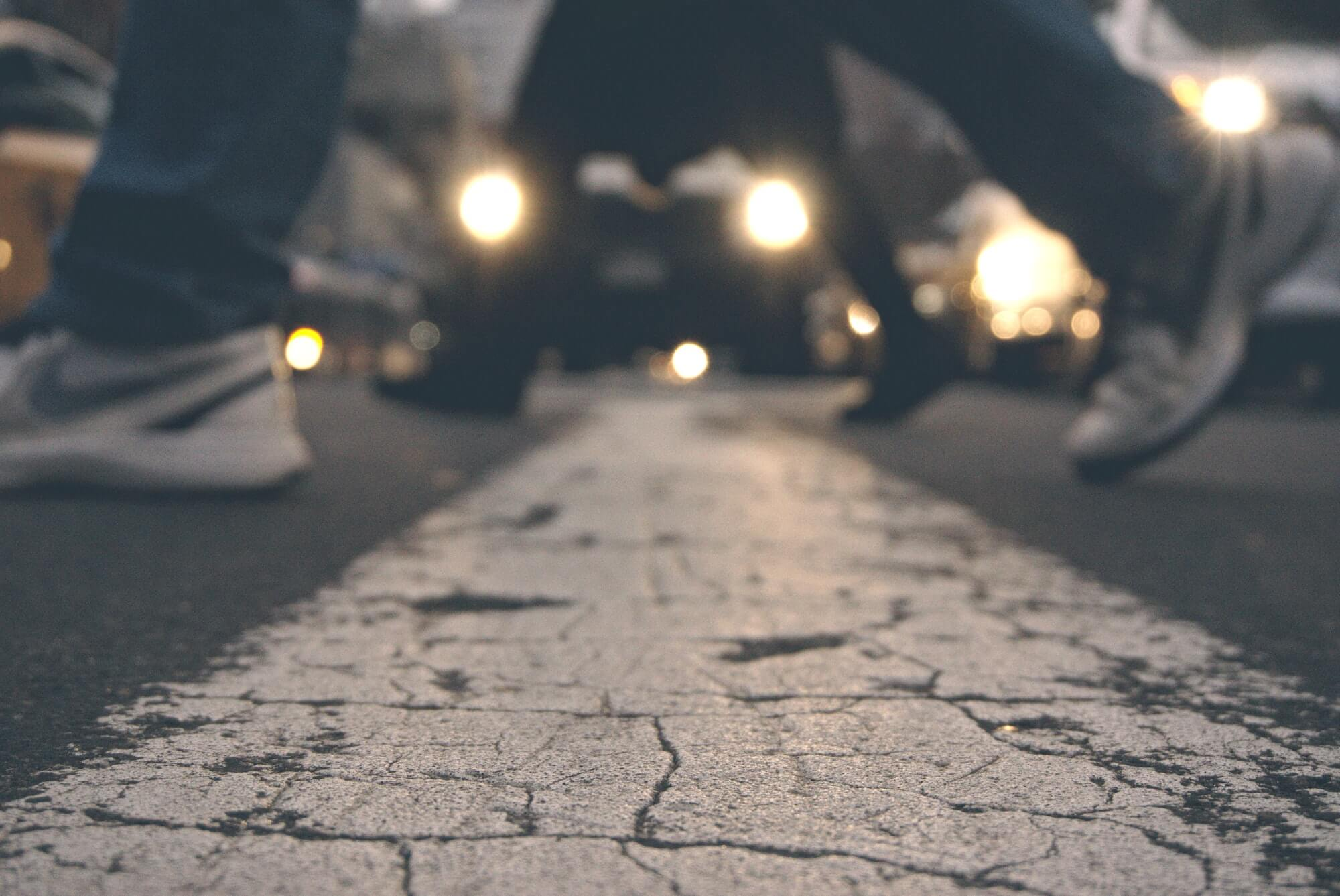 Photo: City walking