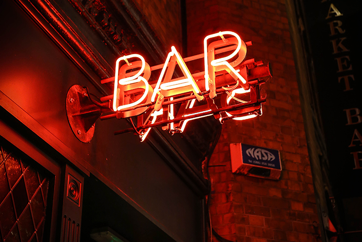 Bars, Strip Clubs, & Cantinas -