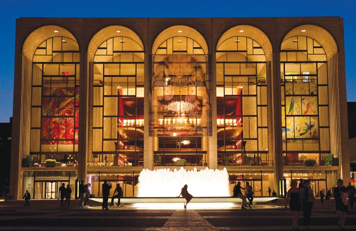 SILENT AUCTION ITEM - Metropolitan Opera Company Tickets with Backstage Tour