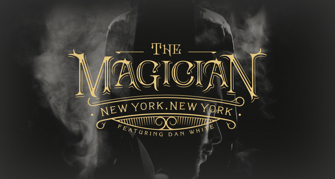 SILENT AUCTION ITEM - 2 Reserved Seats for The Magician at The NoMad Hotel