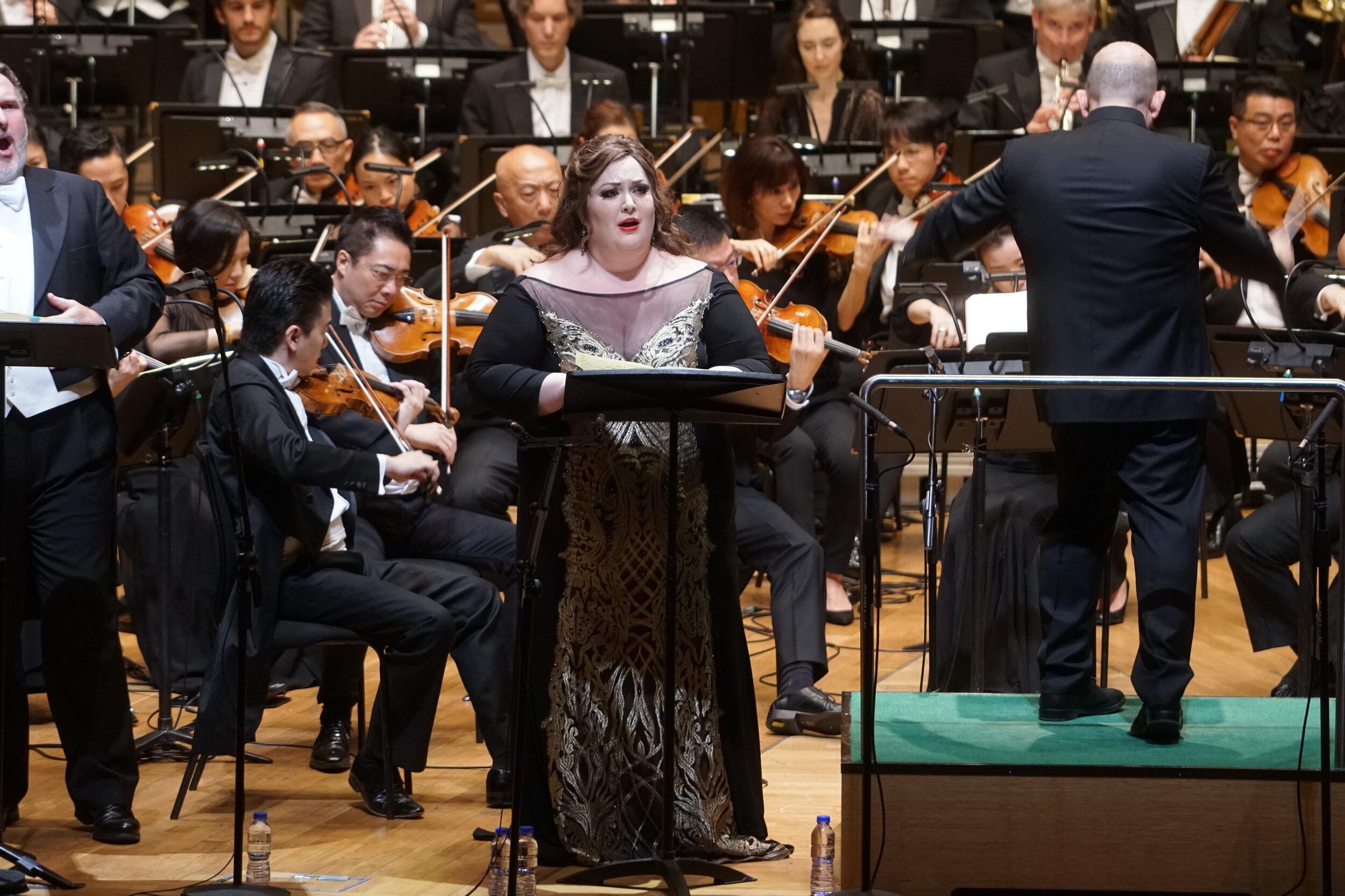 Sieglinde inDie Walküre - Quad City Symphony Orchestra7, 8 December 2019
