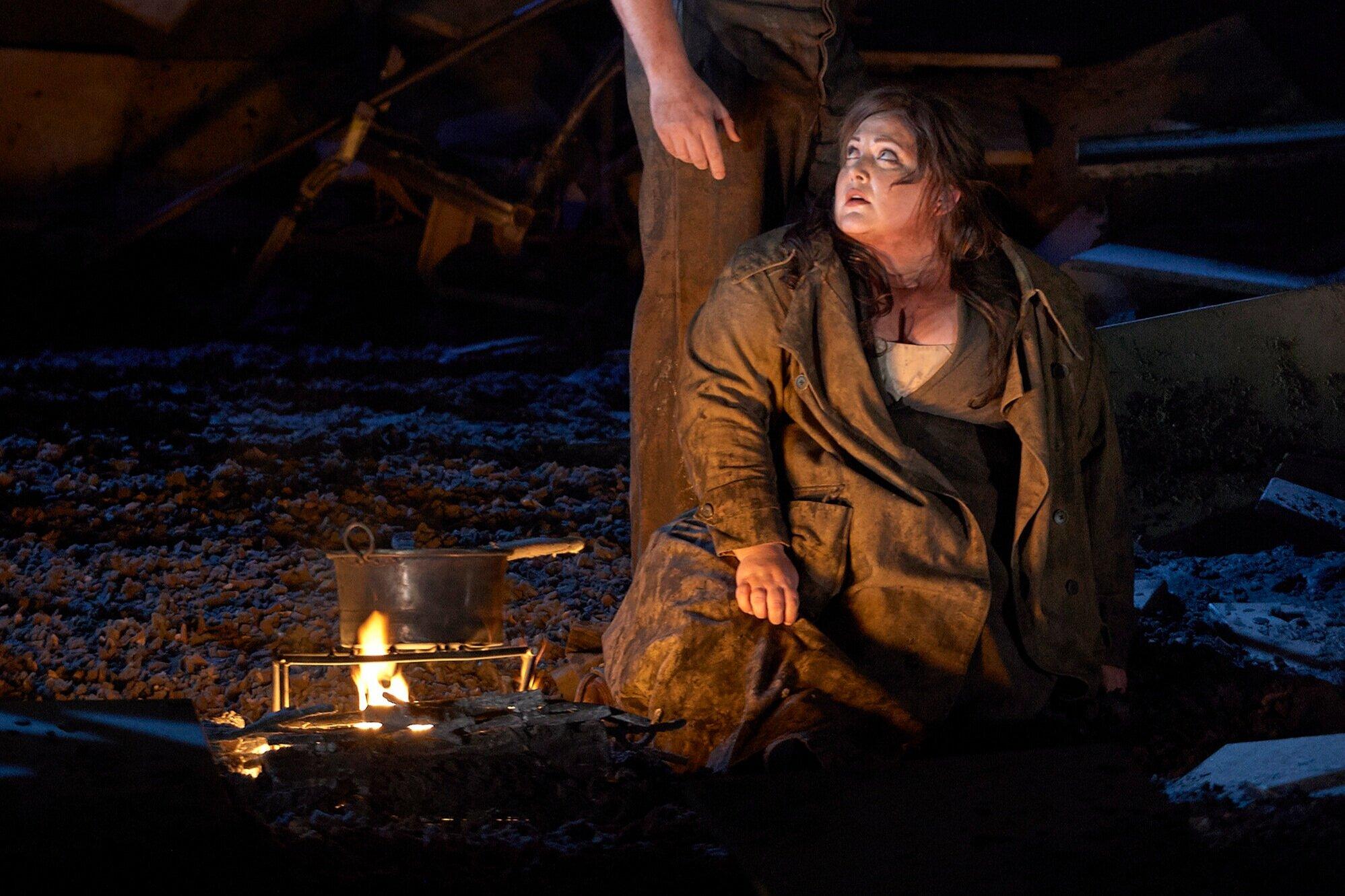 Gertrud in Hänsel und Gretel - Deutsche Oper Berlin15 December 2019 – 5 January 2020