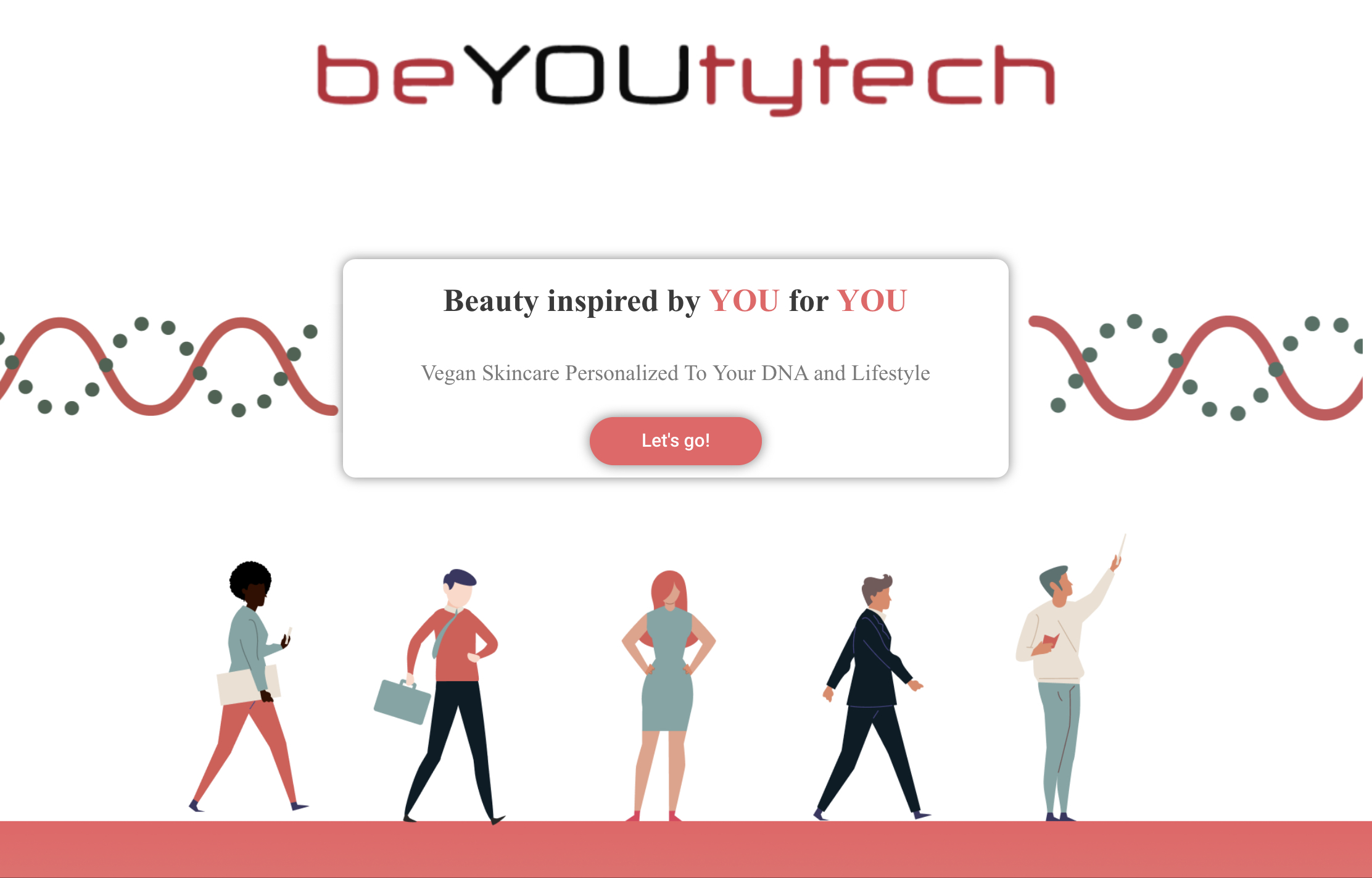 Beyoutytech - Founded by Nicole Feraji, Beyoutytech is developing a personalized skincare system tailored to your biology and lifestyle. We believe the future of beauty is accessible, effective and personalized.Learn More