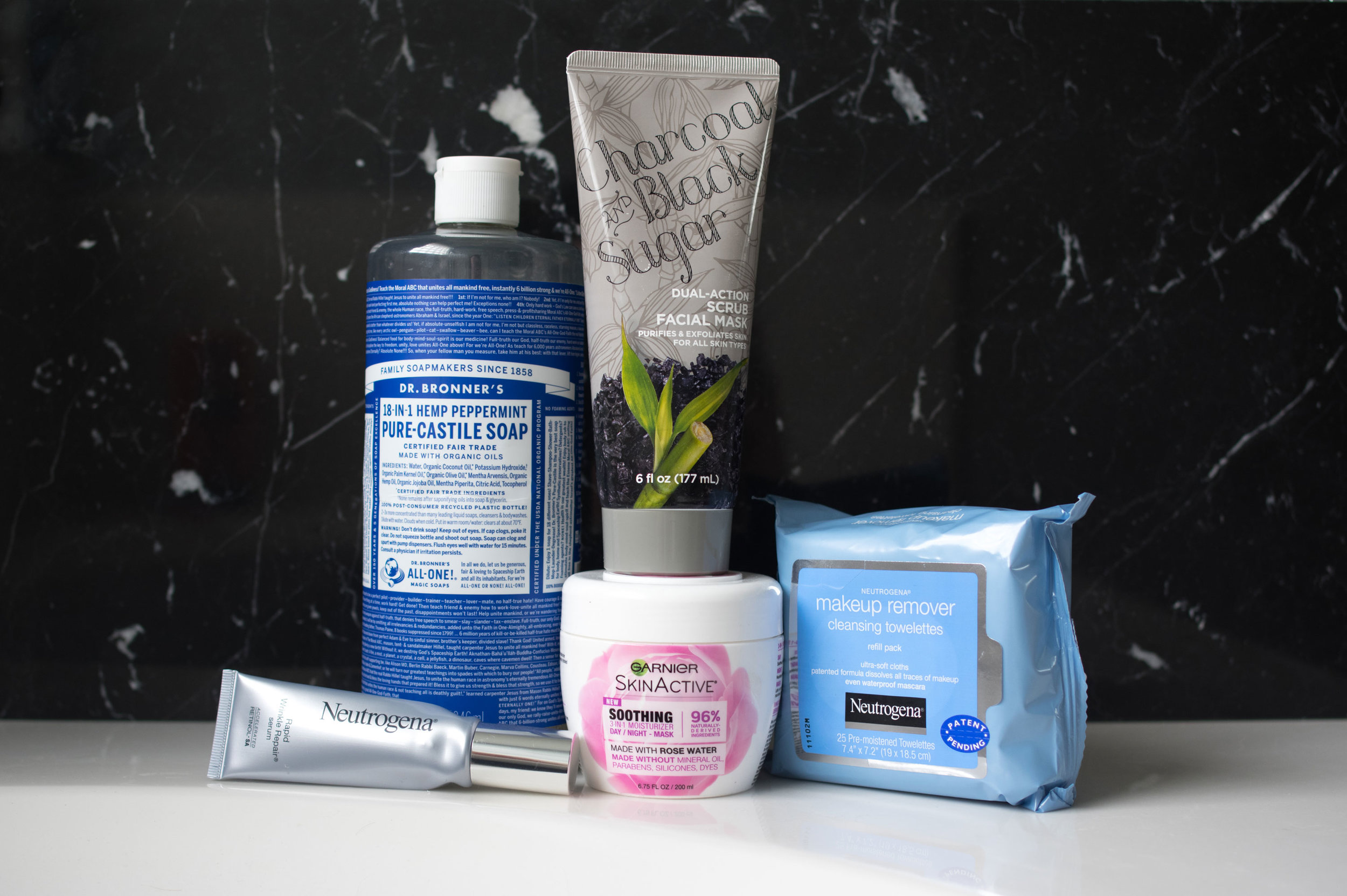 The Best Drugstore Skincare Products On My Vanity Bon Lovely