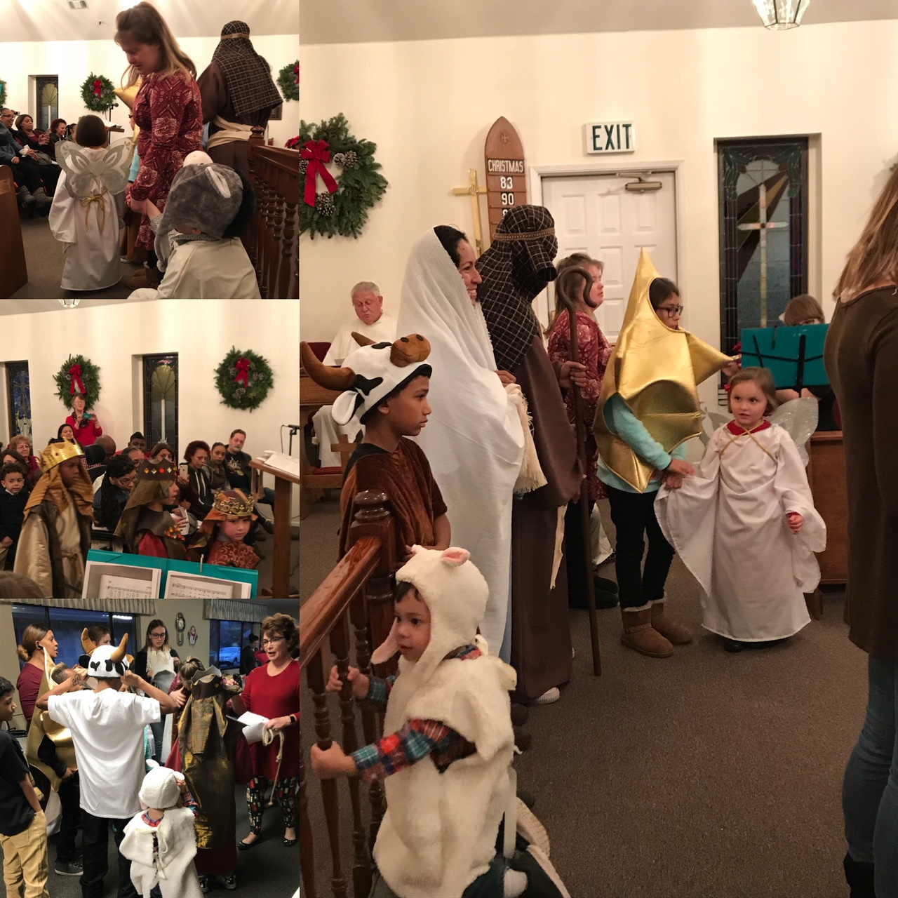 Christmas Eve Children's Pageant 2017