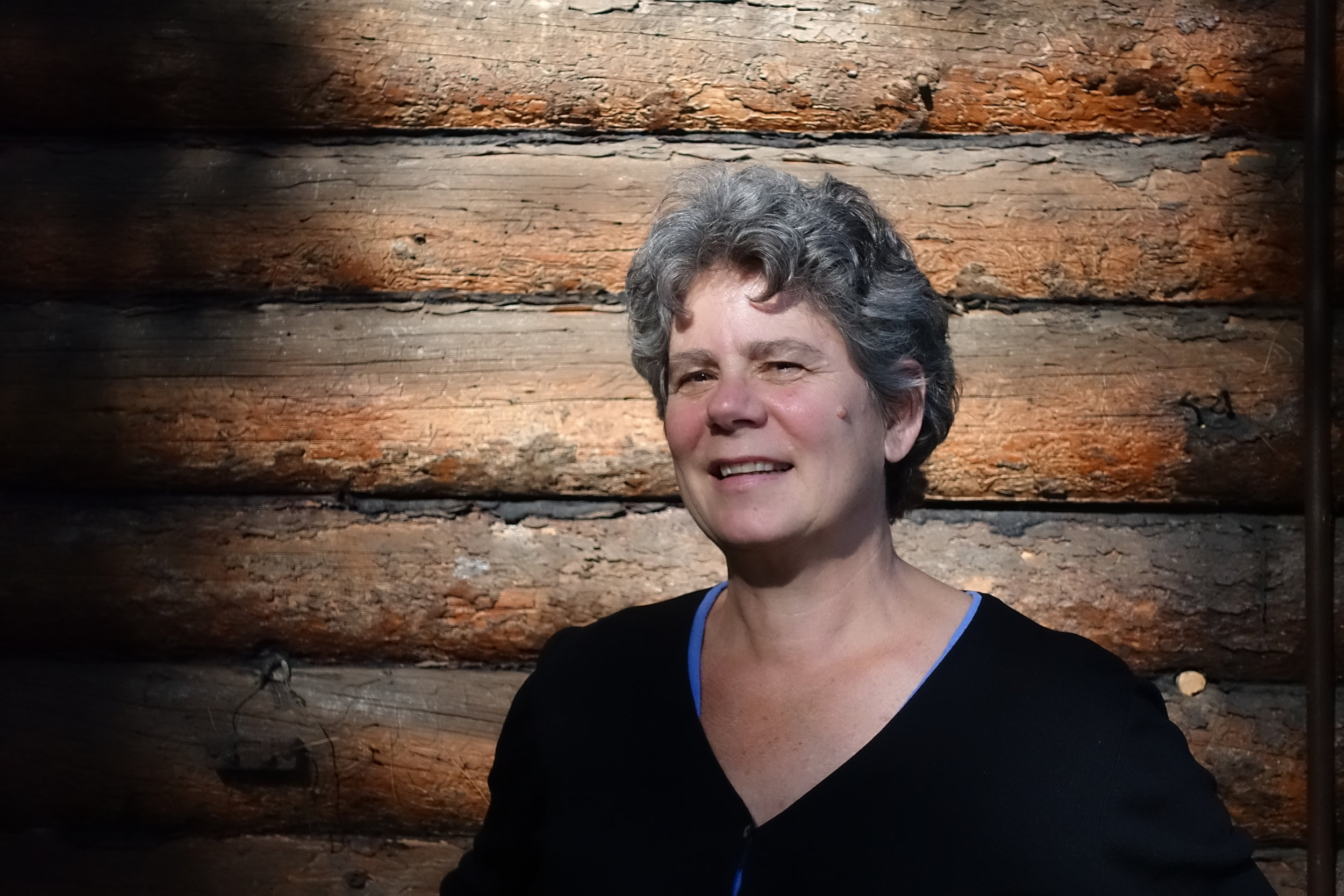 Author Anne Gass will speak at the Society's March 25 program.