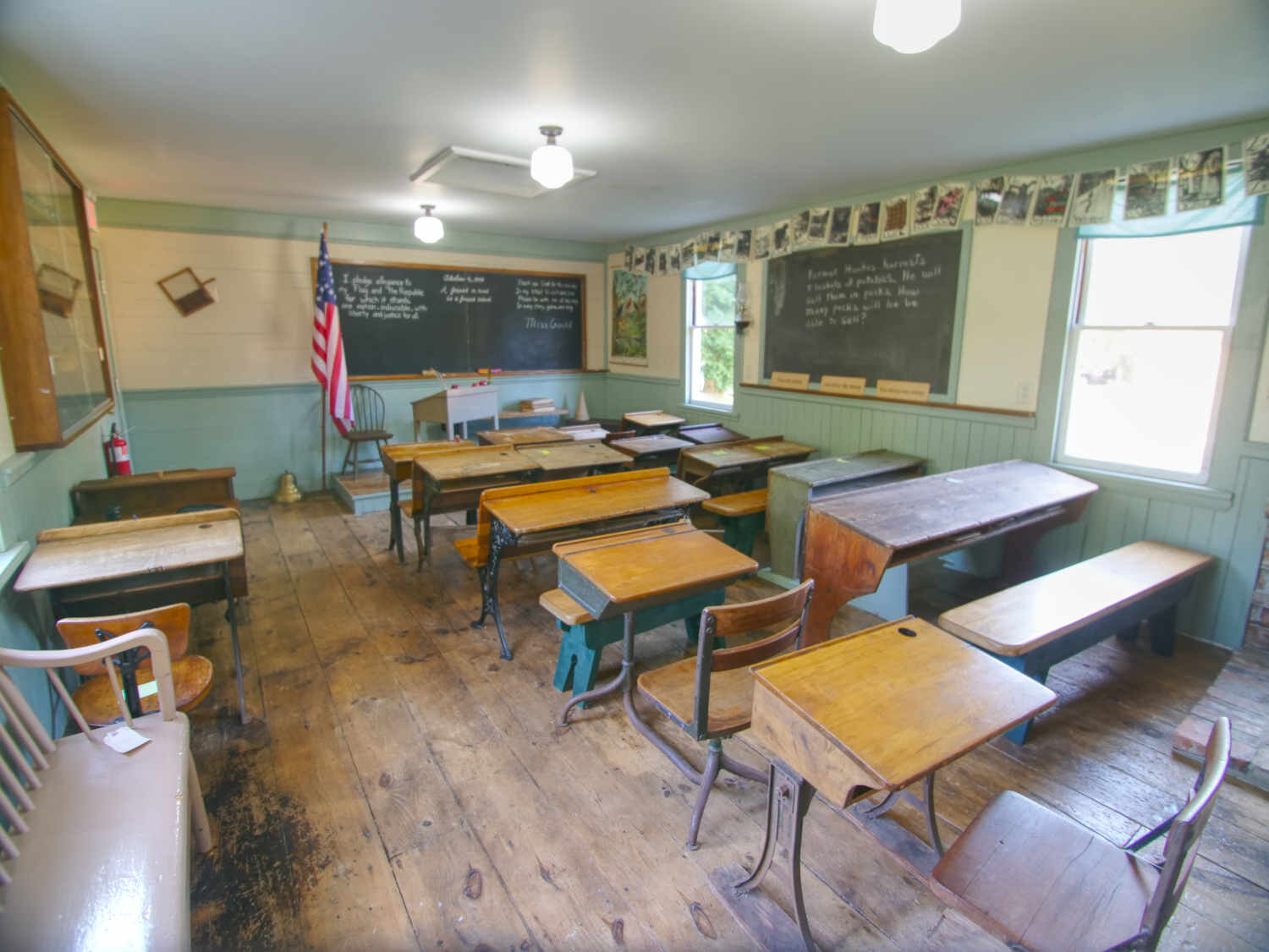 The Village School is ready to host students this spring.