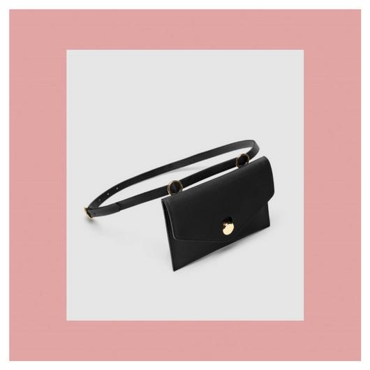 - Zara Belt Bag$25