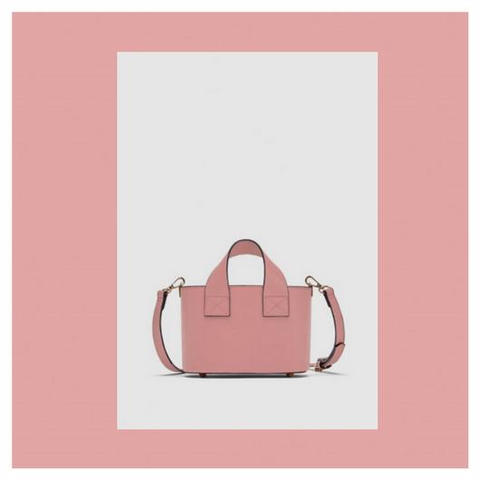 - Zara Mini Tote Bag$25