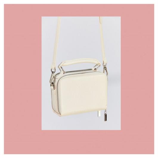 - Violet Box Crossbody Bag$39