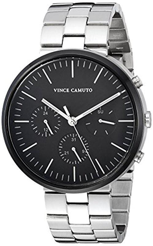 vince-camuto-SilverBlack-Vc1098bksv-Multi-function-Silver-tone-Bracelet-Watch.jpg
