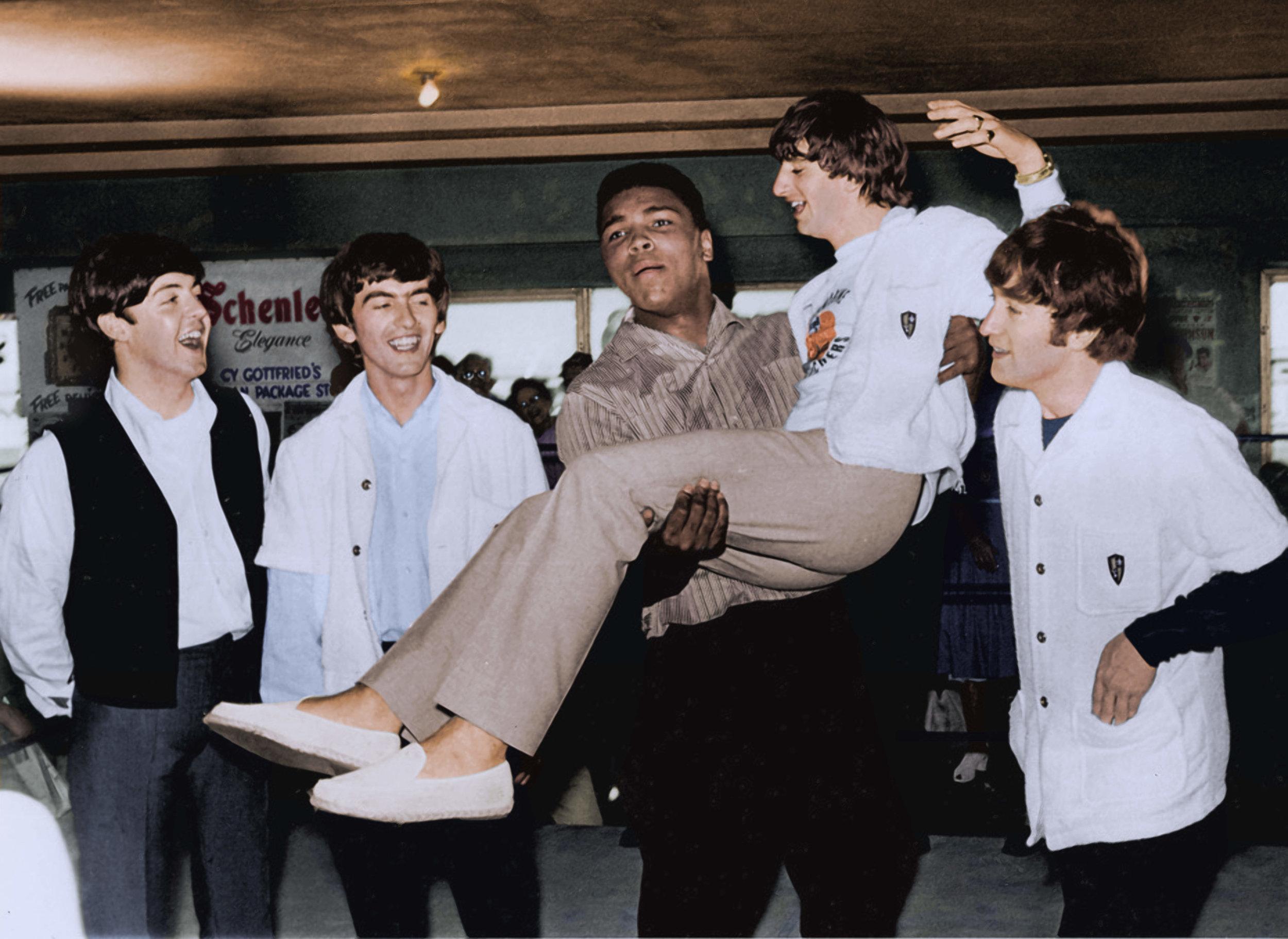 Ali and The Beatles - 07736540.jpg