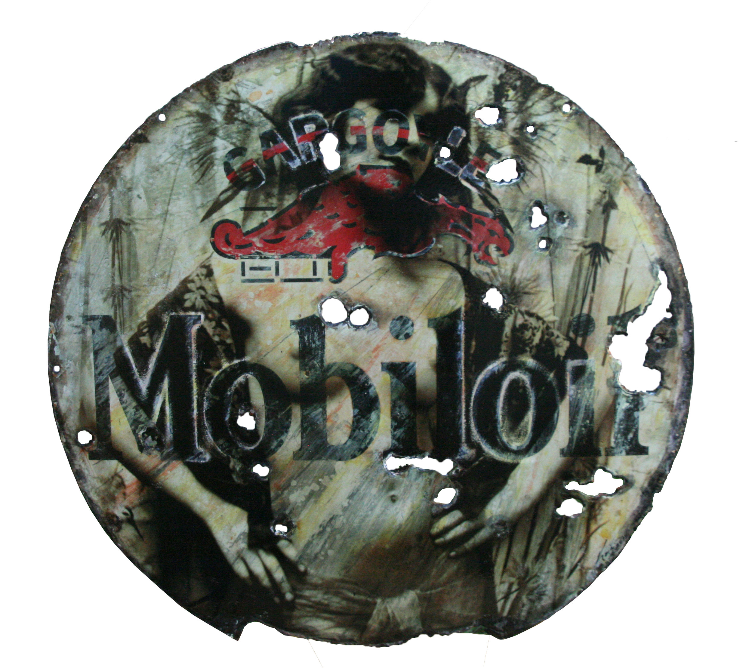 2 Mobiloil, 2014, mixed media on metal.JPG