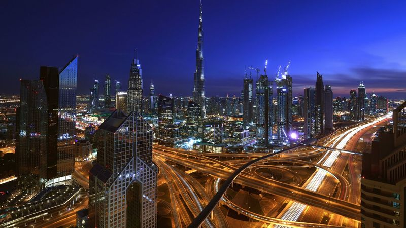 Global leaders are gathering in Dubai to talk about good government. - - LOS ANGELES TIMES