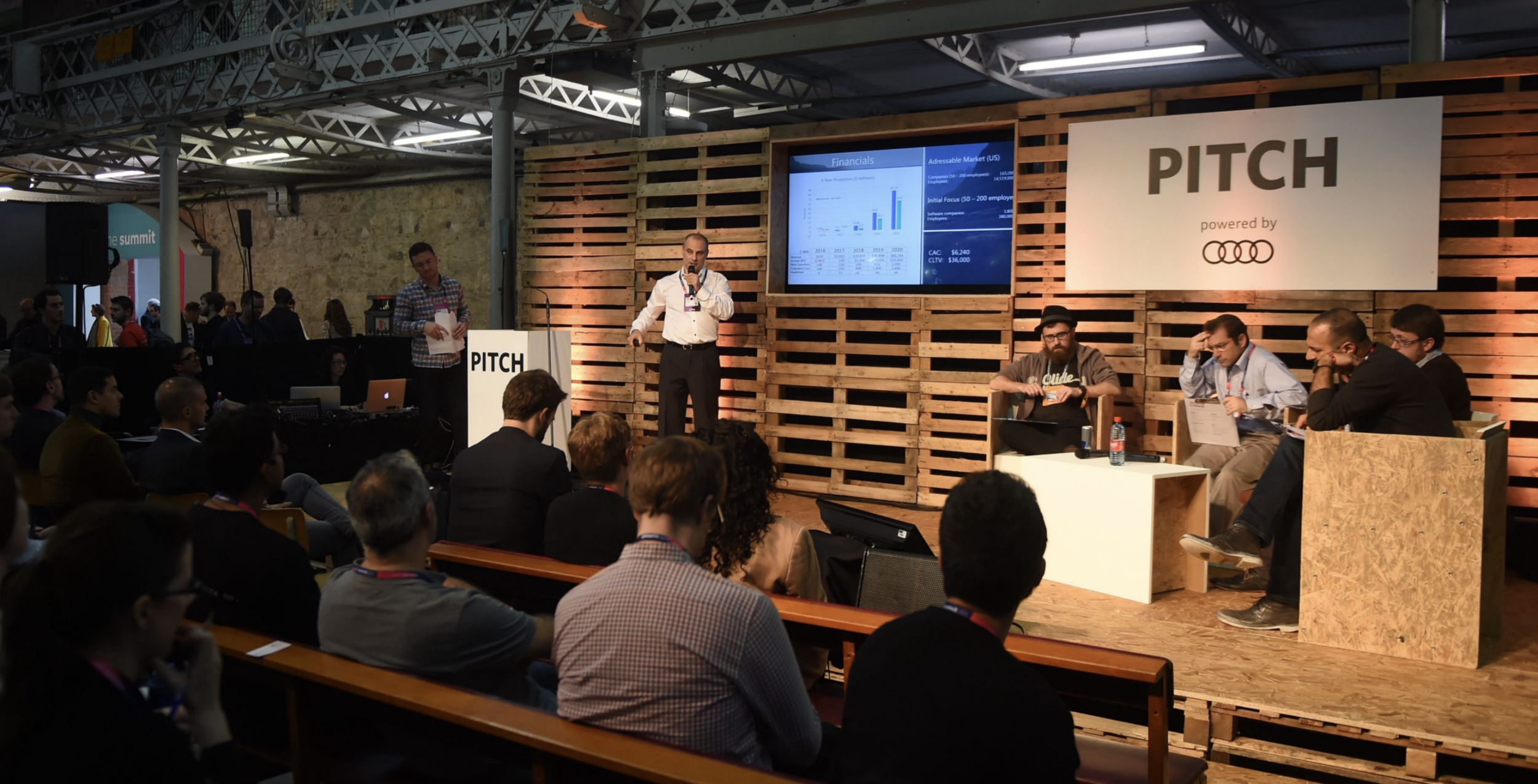 10 Startups You Should not Miss at WebSummit 2018 -