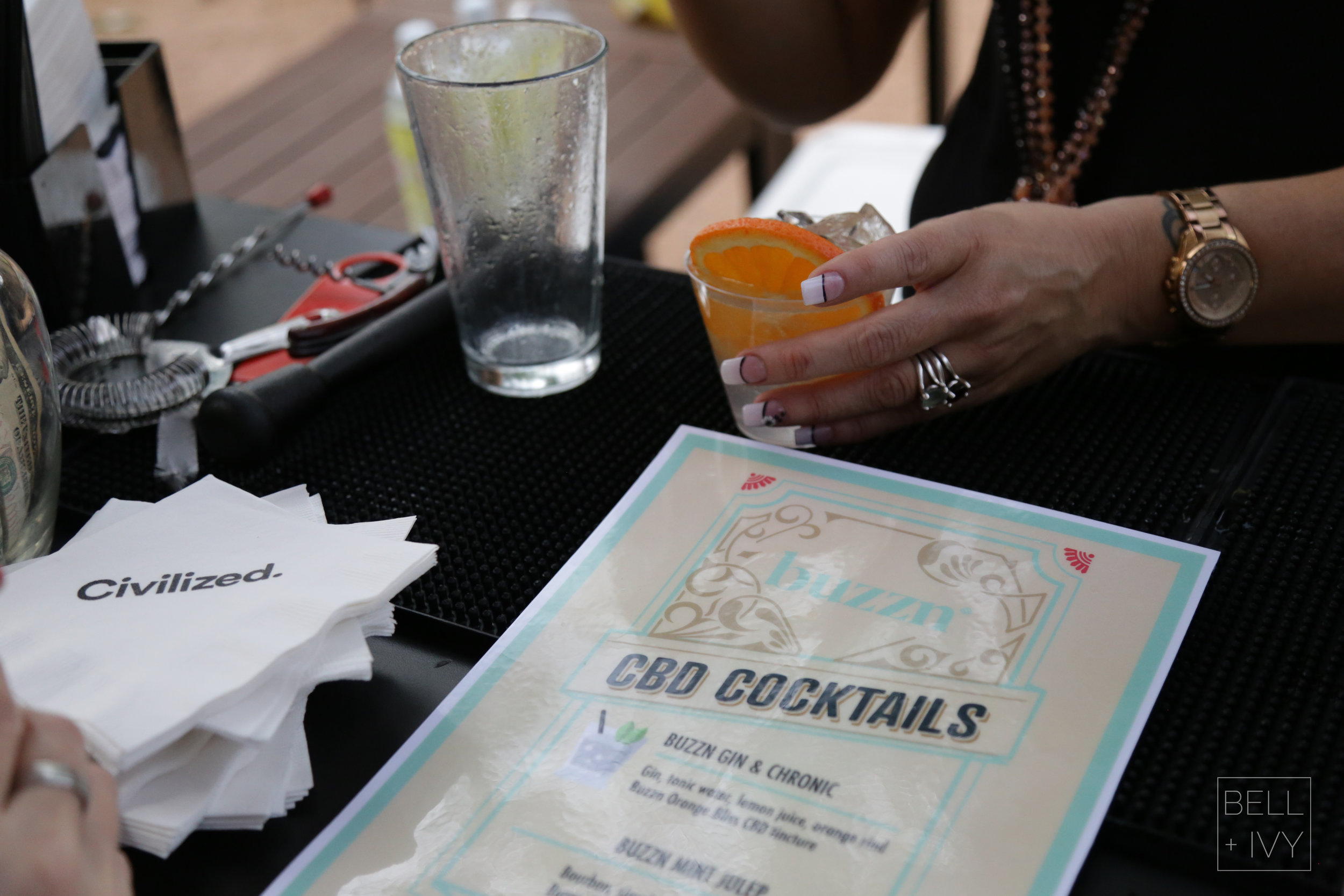 Civilized and Buzzn SXSW 2019