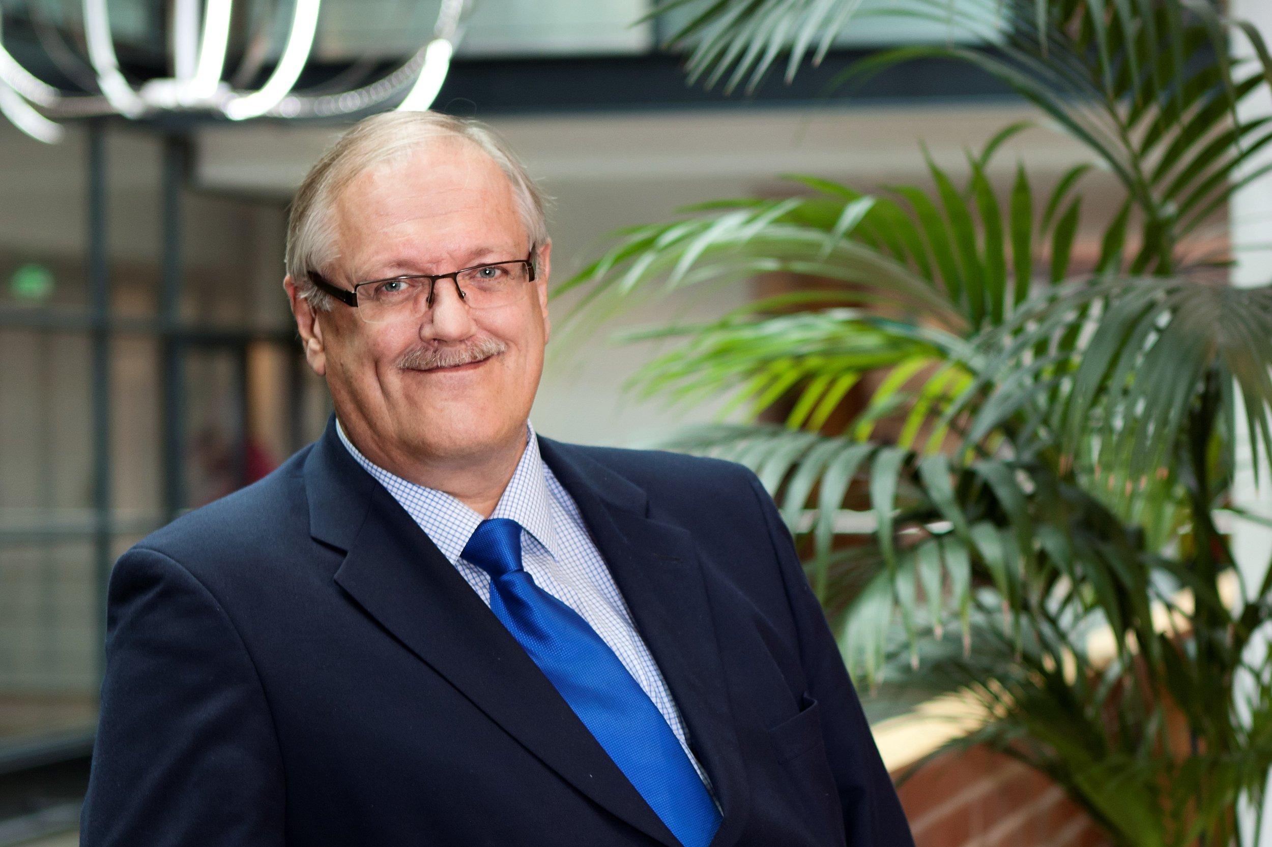 Professor Kimmo Kaski. Photo Aalto University