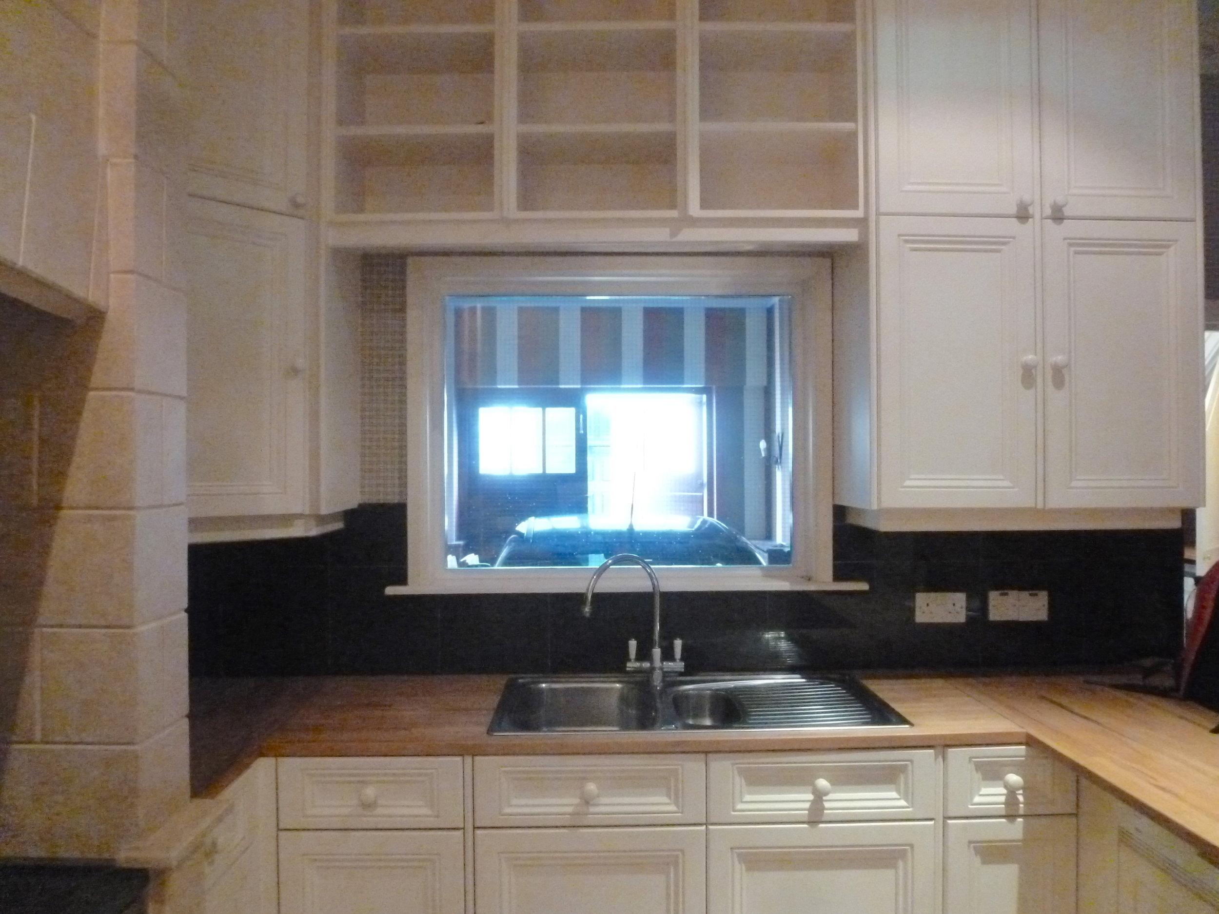 existing ground floor kitchen
