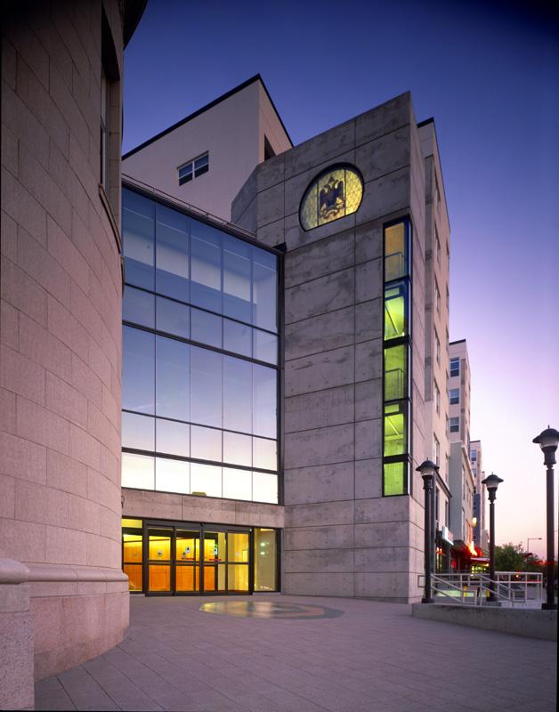 Scottish Rite Masonic Center Addition - Award of Merit - AIA Denver chapter