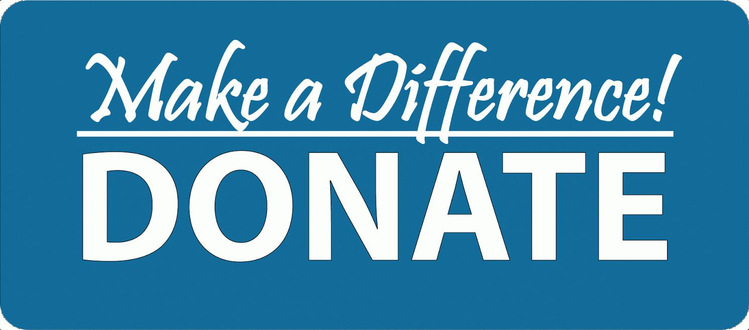 Play your part! - Click here to find out why donating is important.