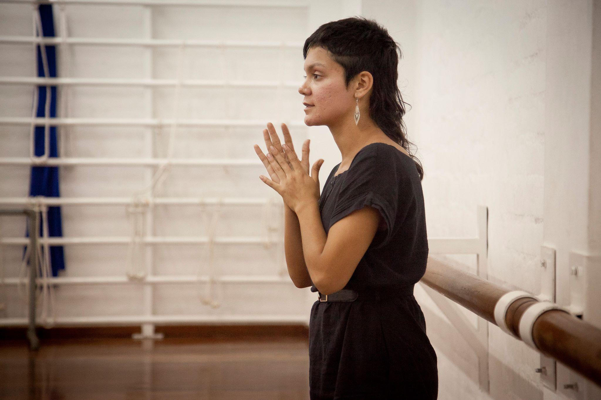 Amelia Uzategui Bonilla,  Choreographer