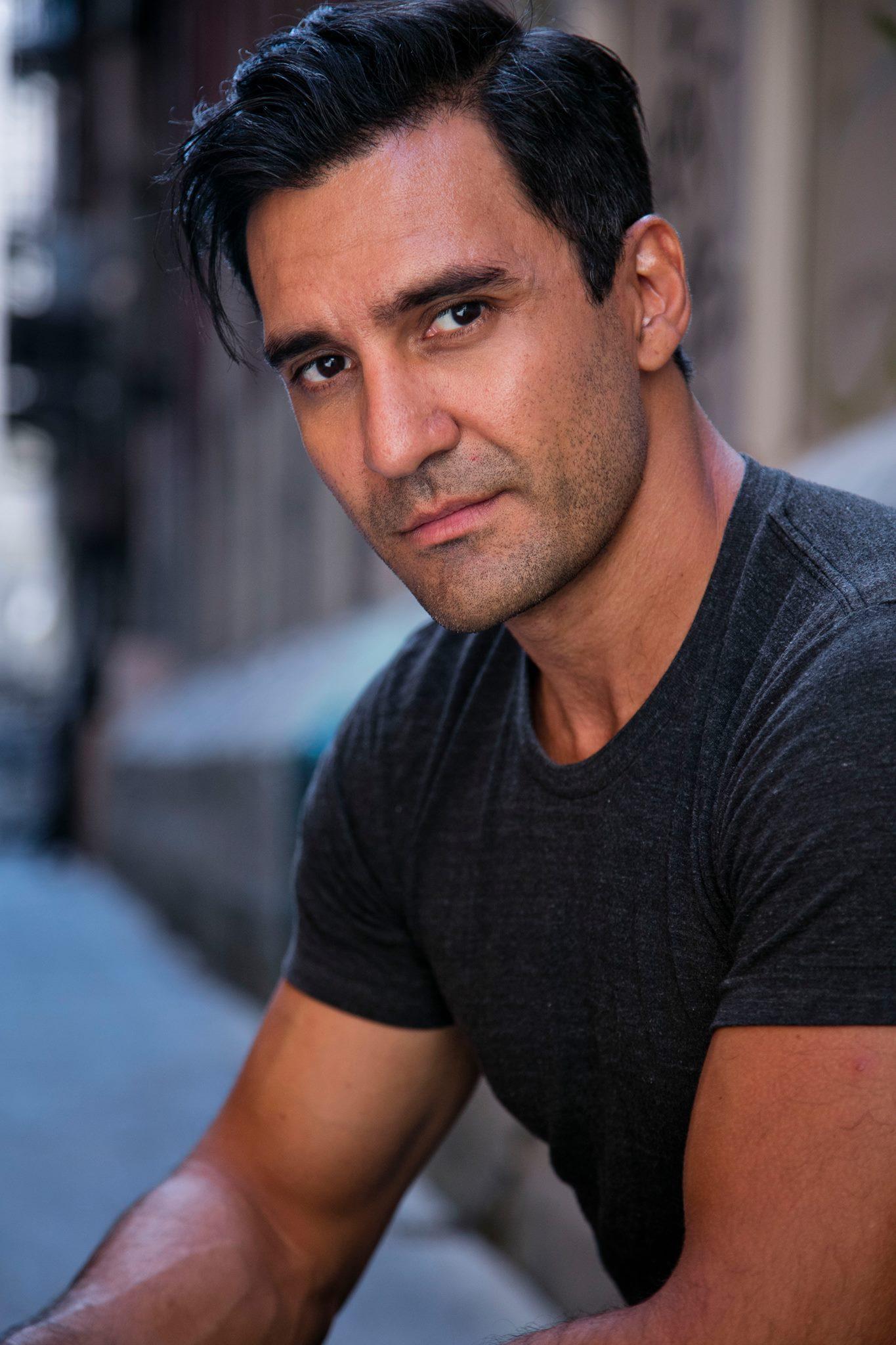Dion Mucciacito,  Actor