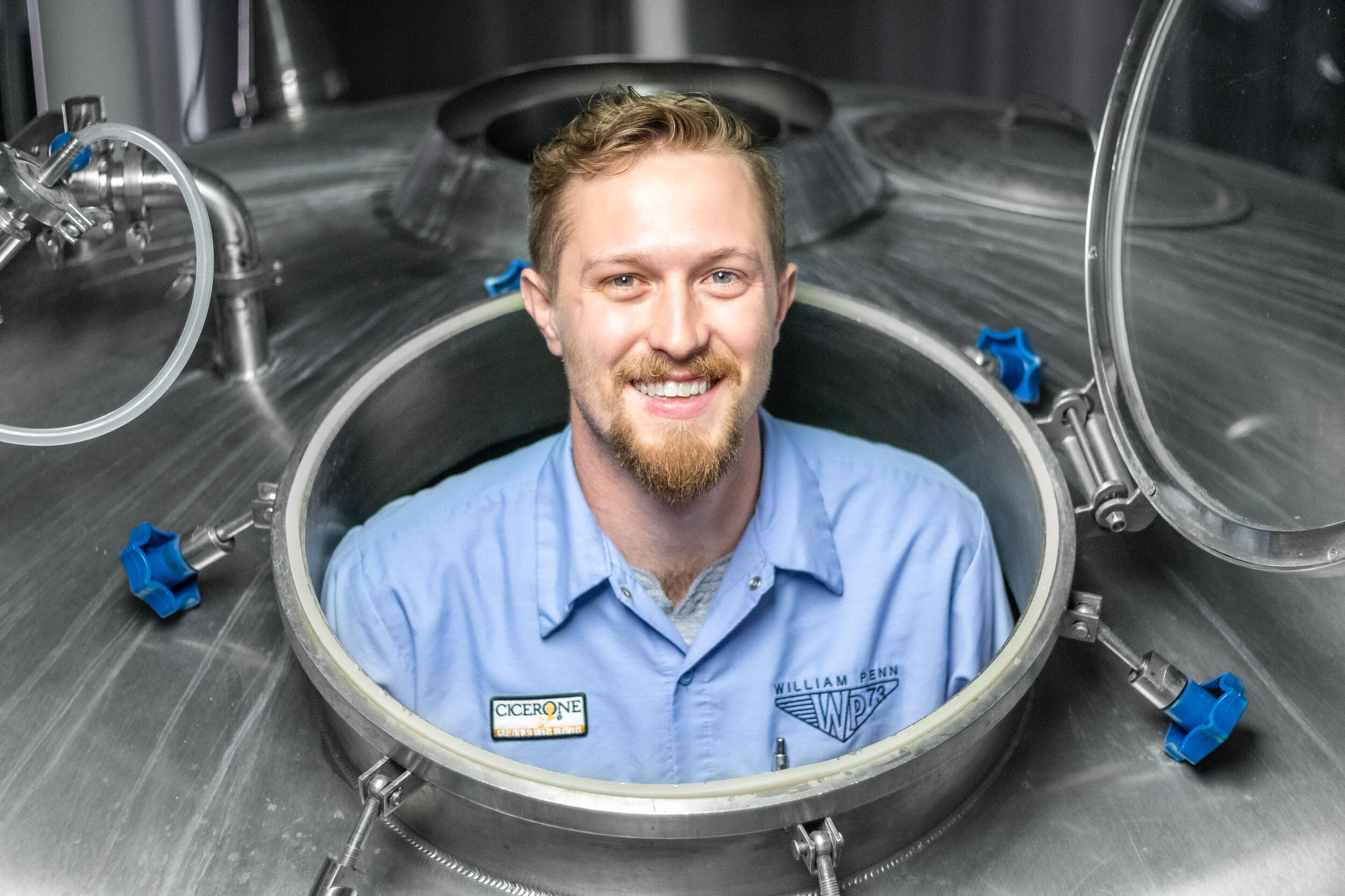 Jordan Letzring - Brewing & Production Assitant