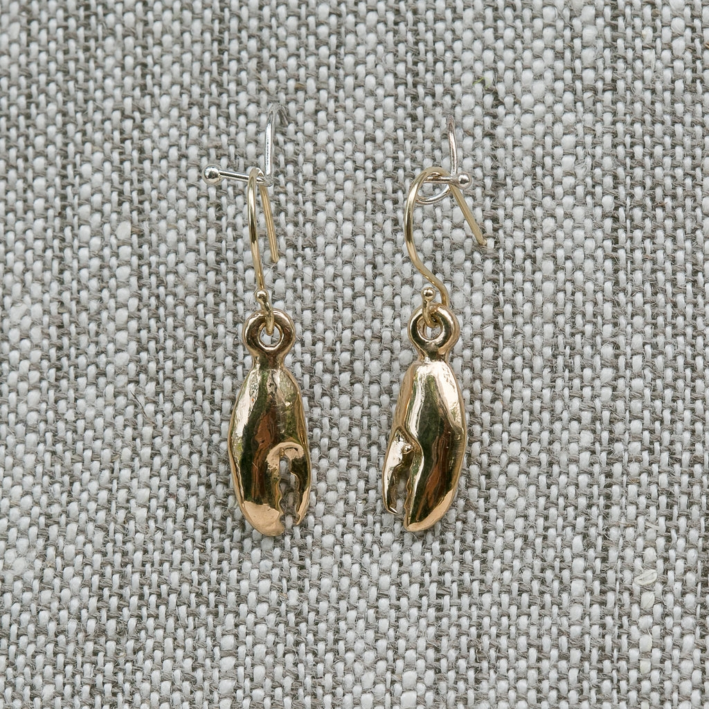 Tiny Claw Earrings