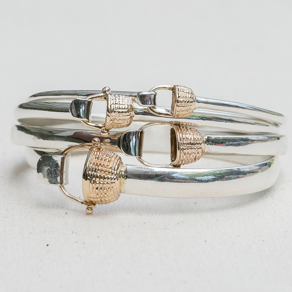 Basket Bangle